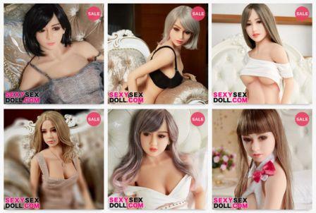 Best Sex Doll Wigs