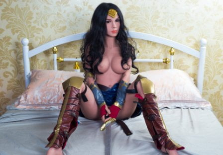 Wonder Woman Sex Doll Features And Benefits