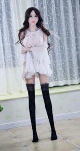 Irina With Perfect Body