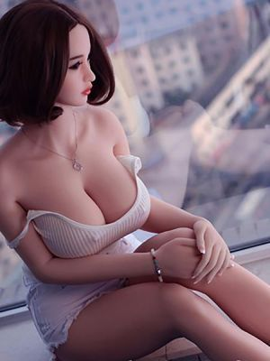 Latex Solid Silicone Sexy Doll