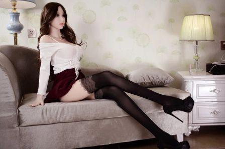 Long Leg Japanese Sex Doll Irina