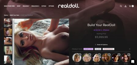 Real Doll Customize Sex Doll