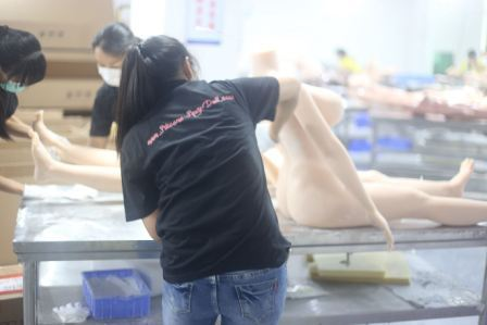 Sex Doll Manufacture