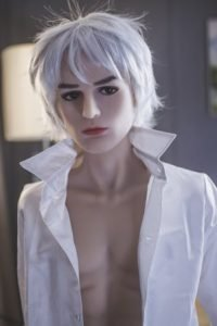 Anime Male Sex Doll Patrick